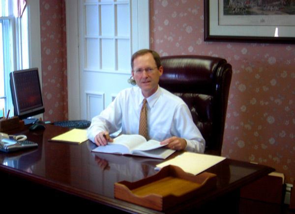 picture of Attorney Wallace K. McDonell